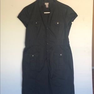 H&M shirtwaist Dress